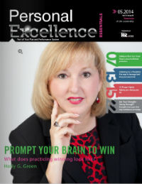 Personal Excellence Essentials: May 2014
